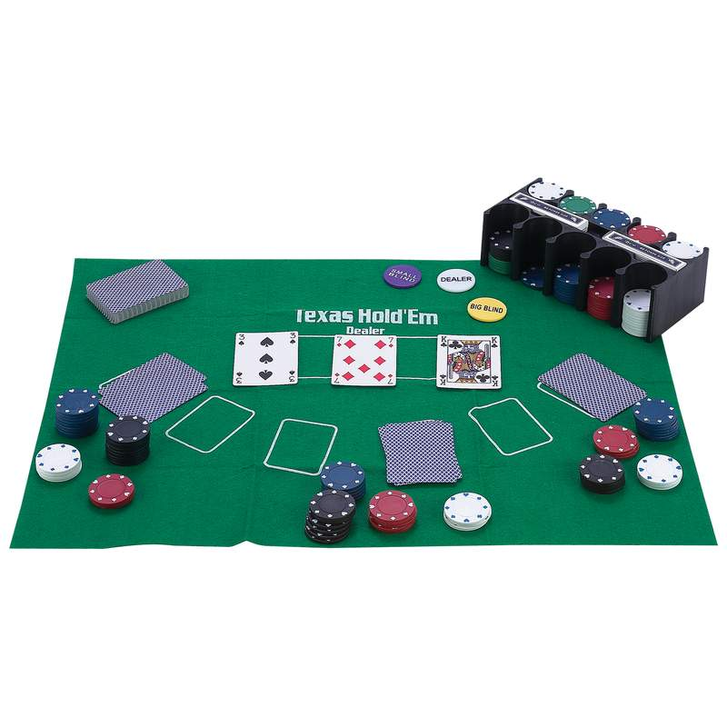 sc 1 st  Venture Source Unlimited & Maxam™ 208pc Casino-Style Texas Hold \u0027Em Poker Set